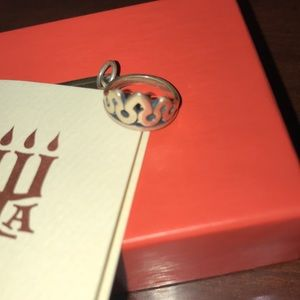 James Avery crown charm